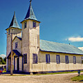Church Of Chacao by Roberta Bragan