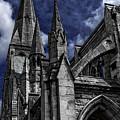 Church Of Ireland by Joseph Yvon Cote
