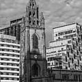 Church Of Our Lady And Saint Nicholas Liverpool by Jacek Wojnarowski