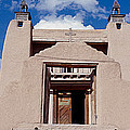 Church Of San Jose De Garcia, Las by Panoramic Images