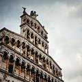 Church Of San Pietro Facade by Songquan Deng