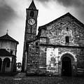 Church Of Santi Gervasio And Protasio by Mickey Stellavato