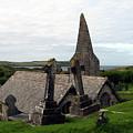 Church Of St. Enodoc by Kurt Van Wagner