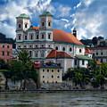 Church Of St. Michael by Anthony Dezenzio