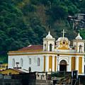 Church Of The Transfiguration Quetzaltenango Guatemala by Douglas Barnett