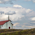 Church On The Hill by Peter Tellone