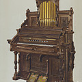 Church Organ by Amos C. Brinton