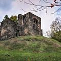 Church Ruins by John M Bailey
