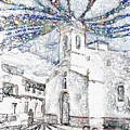 Church Square by Dee Flouton