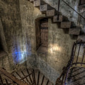 Church Stairs Above by Nathan Wright