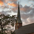 Church Steeple by Darylann Leonard Photography