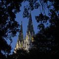 Church Steeples by David Lee Thompson