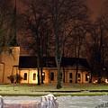 Church  by Stefan Pettersson