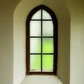 Church Window by James Hutchison
