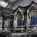 Church Windows by Svetlana Sewell