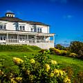 Churchill Mansion Inn by Mark Llewellyn