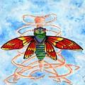 Cicada Cage by Doug Hiser