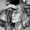 Cigar City Indian by David Lee Thompson