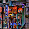 Cigar Store by David Patterson