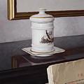 Cigarette Jar by Harry Steen