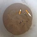 Cigarette's Grave Yard by WaLdEmAr BoRrErO