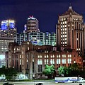 Cinci From The Opposite Side by Frozen in Time Fine Art Photography