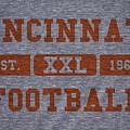 Cincinnati Bengals Retro Shirt by Joe Hamilton