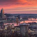 Cincinnati Devou Park by Greg Grupenhof