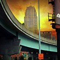 Cincinnati by Jamie Holbrook