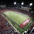 Cincinnati Nippert Stadium The Home Of Bearcat Football by University of Cincinnati
