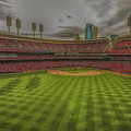 Cincinnati Reds Great America Ballpark Creative Edit  by David Haskett II