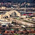 Cincinnati Union Terminal by Phyllis Taylor