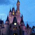 Cinderella Castle by April Patterson