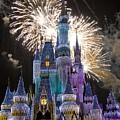 Cinderella Castle Spectacular by Charles  Ridgway
