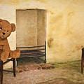 Cinders Bear by Susie Peek