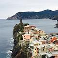 Cinque Terre by Abigail Scott