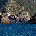 Cinque Terre Coast by Carl Jackson