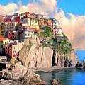 Cinque Terre by Dominic Piperata