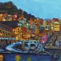 Cinque Terre by Laura Toth