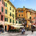 Cinque Terre - Vernazza Main Street by Weston Westmoreland