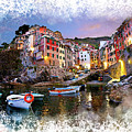 Cinqueterre by Karl Knox Images