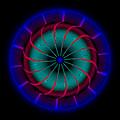 Circle Study No. 468 by Alan Bennington