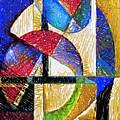 Circles And Shapes by Rafael Salazar