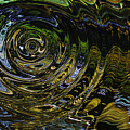 Circles And Swirls by John M Bailey