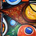 Circles Of  Life by Yael VanGruber