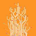 circuit board graphic by Setsiri Silapasuwanchai