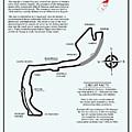 Circuit Of Monaco by Mark Rogan