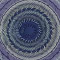 Circular Abstract 9 by Eleanor Bortnick