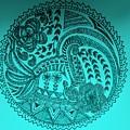 Circular Art by Richa Ahuja