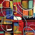 Circular Confusion by Kathy Othon